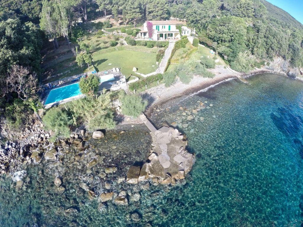 Vacanza Isola d'Elba: Marciana Marina - rif. affitto 37 C - Residenza sul mare
