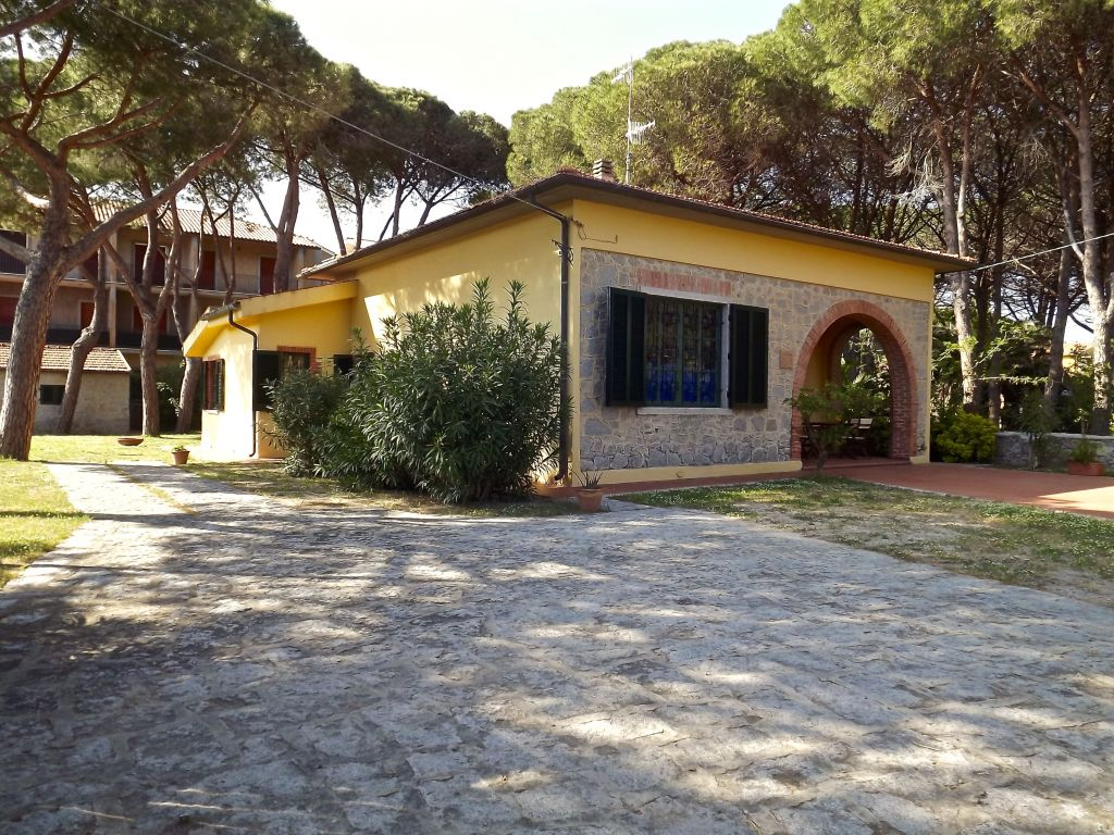 Vacanza Isola d'Elba: Marina di Campo – rif. affitto 01 - villetta Amalfi