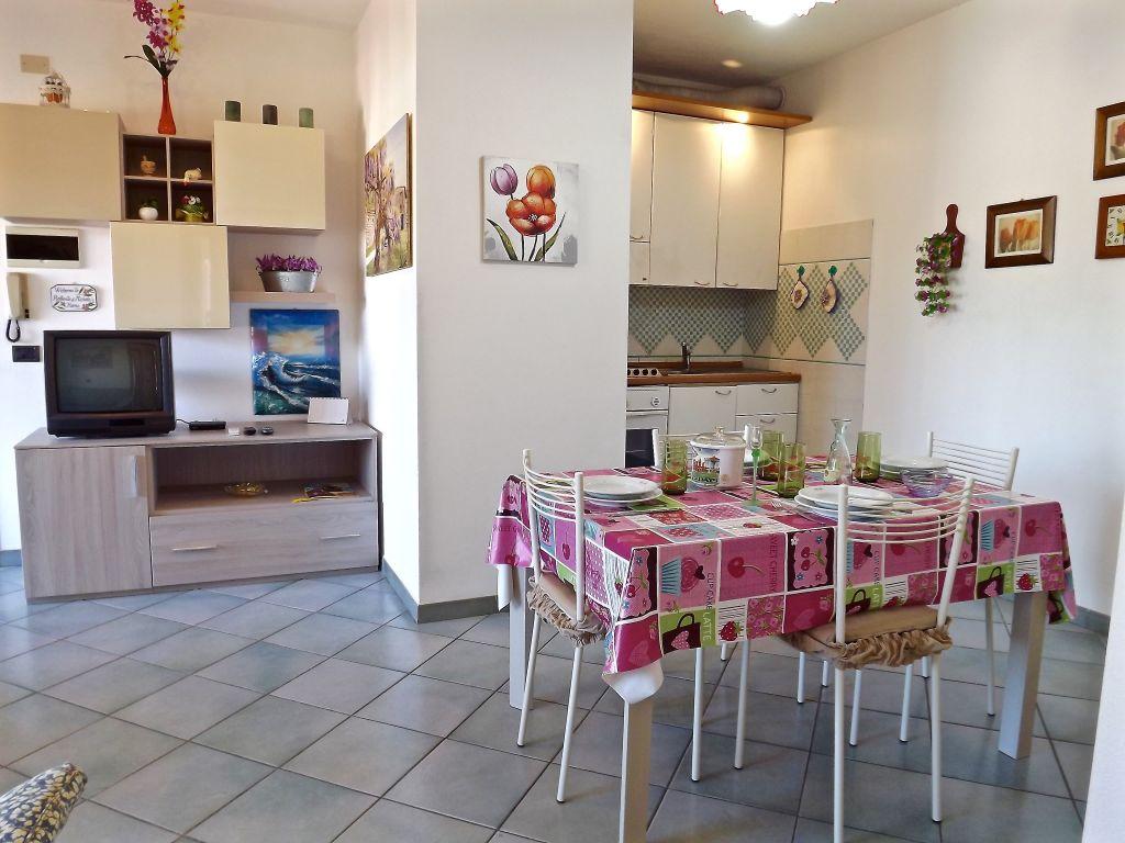 Vacanza Isola d'Elba: Marina di Campo – rif. affitto 07 - appartamento Trilo Fucini