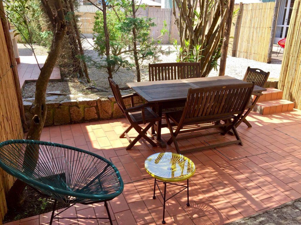 Vacanza Isola d'Elba: Marina di Campo  – rif. affitto 16 - appartamenti Pineta